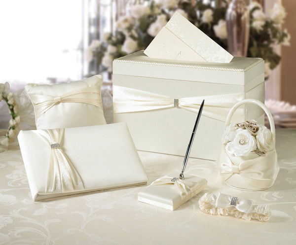 Wedding Collection in a Box - White or Ivory