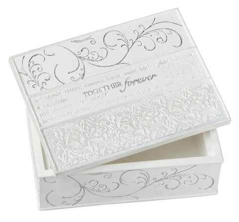 Together Forever Memory Box