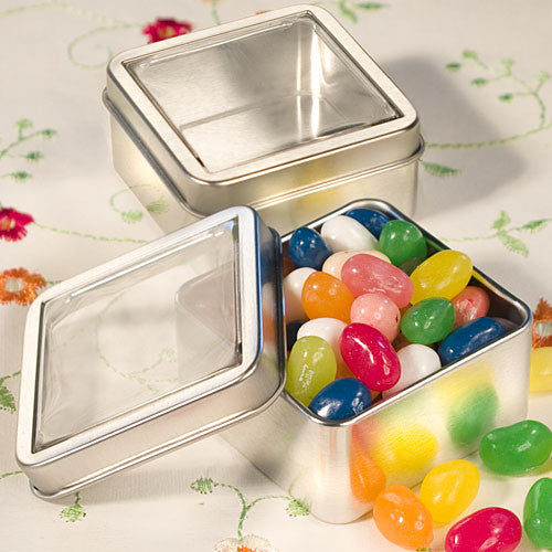 Clear Top Mint Tin Favor