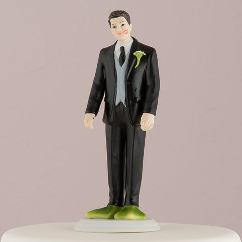 Mix & Match Frog Prince Groom Cake Top