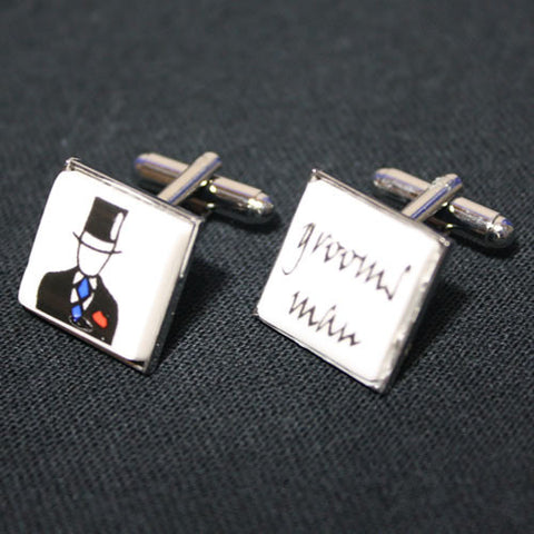 Clearance - Groomsman Cufflinks