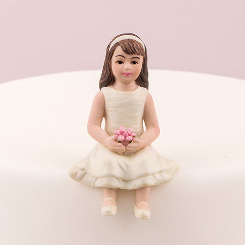 Mix & Match Toddler Girl Wedding Cake Top Addition