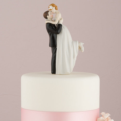 True Romance Wedding Cake Top