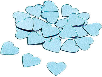 Metallic Heart Confetti - 4 Colors!