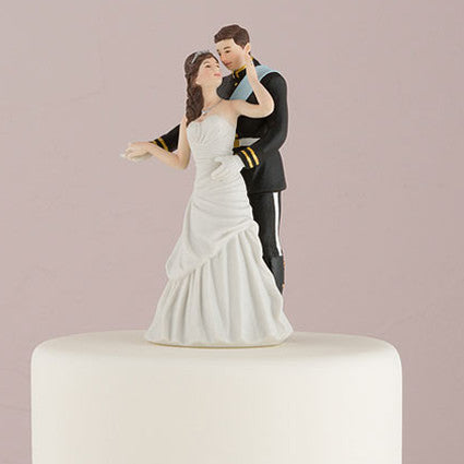 Prince & Princess Wedding Cake Topper