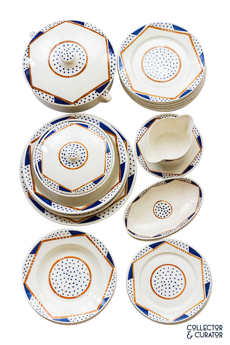 Arabia of Finland Ruska Dishes