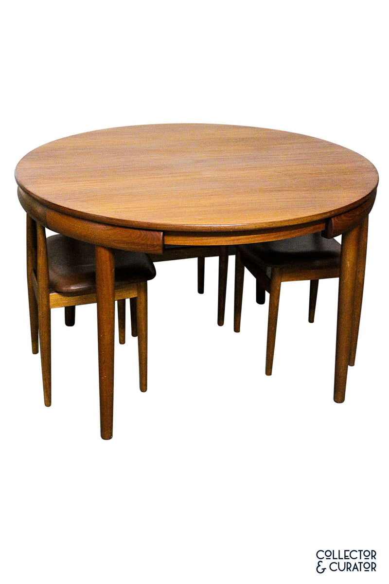 Hans Olsen for Frem Rølje Roundette Table - Collector & Curator