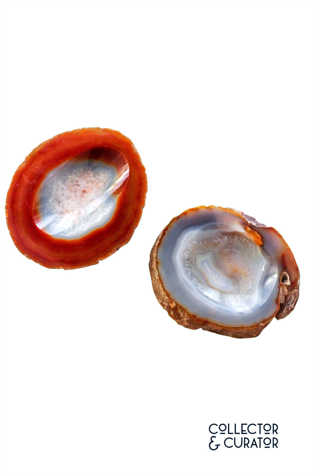 Agate Catchall Dish - Collector & Curator