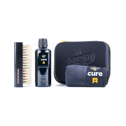Crep Protect - Cure Premium Sneaker Cleaning Kit