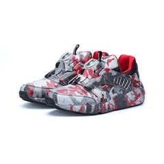 PUMA - Disc Blaze Camo x Trapstar (Black/White/Barbados Cherry)
