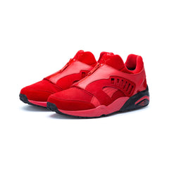 PUMA - Trinomic Zip (High Risk Red/Black)