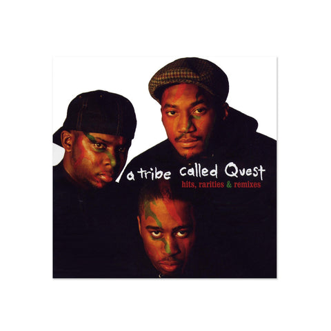 A Tribe Called Quest - Hits, Rarities & Remixes (LP)