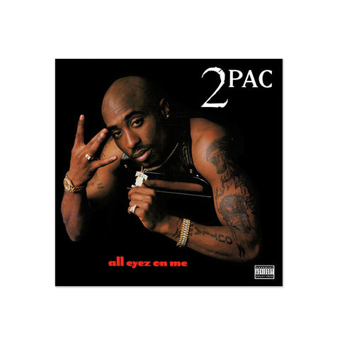 2 Pac - All Eyez On Me (LP)