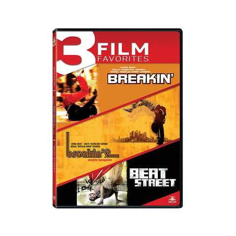 3 Film Favorites (Breakin'/Breakin' 2, Beat Street (DVD)