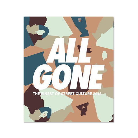 ALL GONE - The Finest of Street Culture 2015 (IDF Camo Sand)