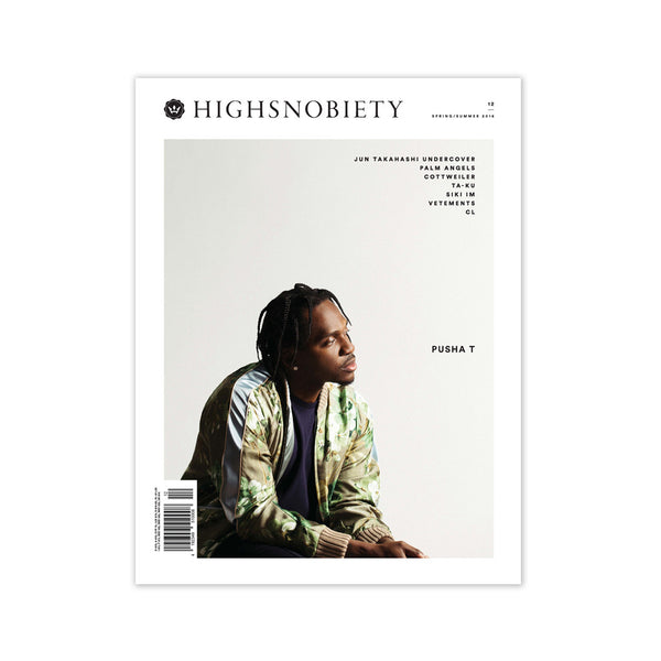 Highsnobiety Magazine - Issue 12