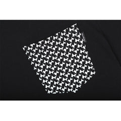 amongst few - Ghotra Pocket T-Shirt 2 (Black)