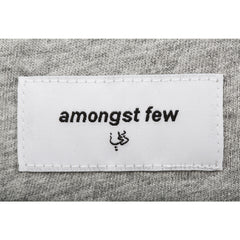 amongst few - Stay Low T-Shirt (Grey)