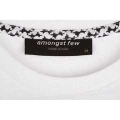 amongst few - Stay Low T-Shirt (White)