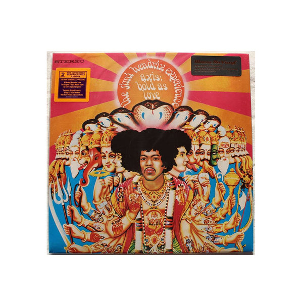 Jimi Hendrix - Axis: Bold As Love (LP)