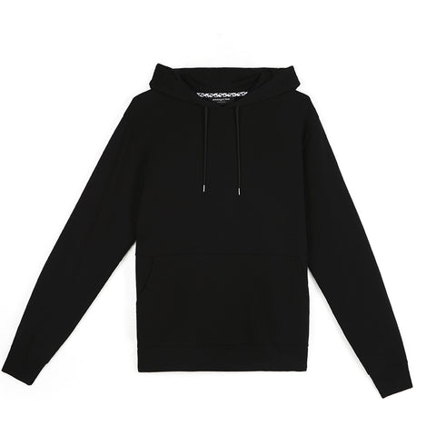 amongst few - Less Is More Hoodie (Black)