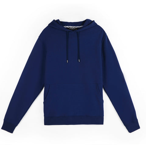 amongst few - Less Is More Hoodie (Navy)
