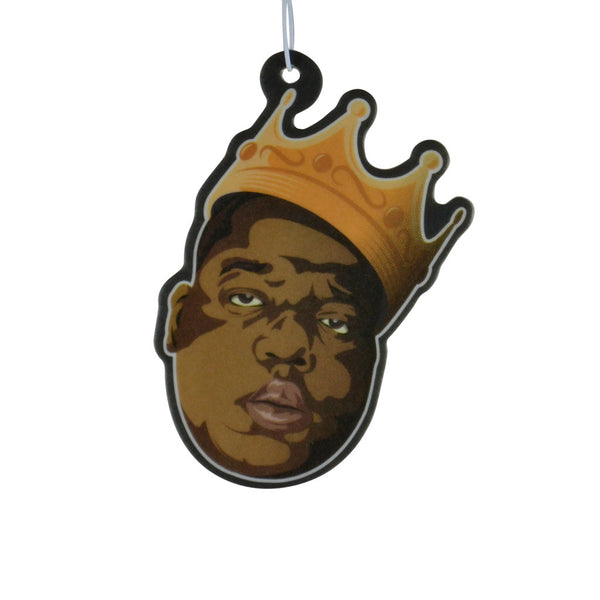 Hangin' With The Homies - King Of NY Air Freshener
