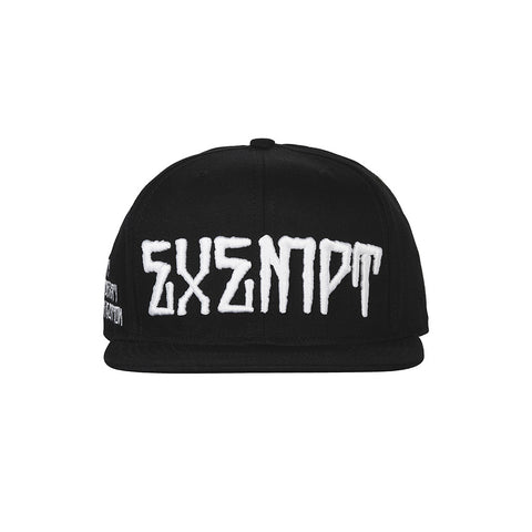 amongst few - Exempt Snapback (Black)