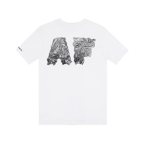 amongst few - Melting Point T-Shirt (White)