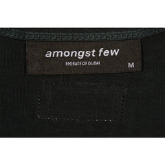 amongst few - Fade To Blanc Tank (Black)