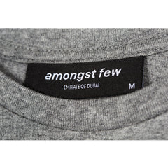 amongst few - OG Distortion T-Shirt (Grey)