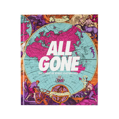 "All Gone - The Finest of Street Culture 2018 ""The World is Yours"" (Water Diamonds)"