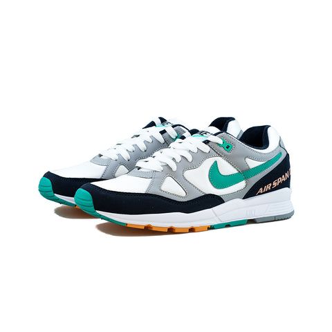 1ed38125486d Nike - Air Span II (Wolf Grey Kinetic Green)