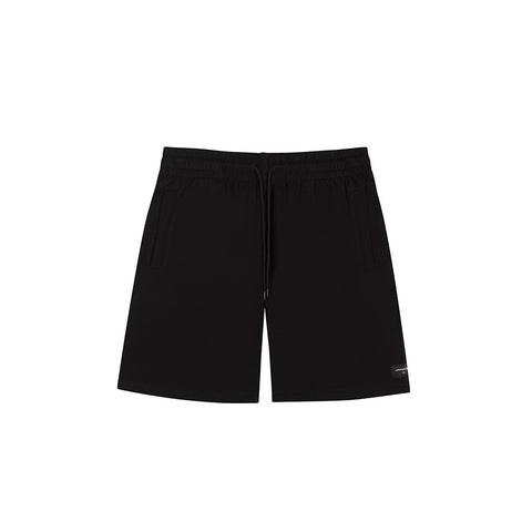 amongst few - Classic Sweat Shorts (Black)