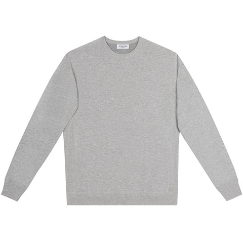 amongst few - Classic Sweater (Grey)