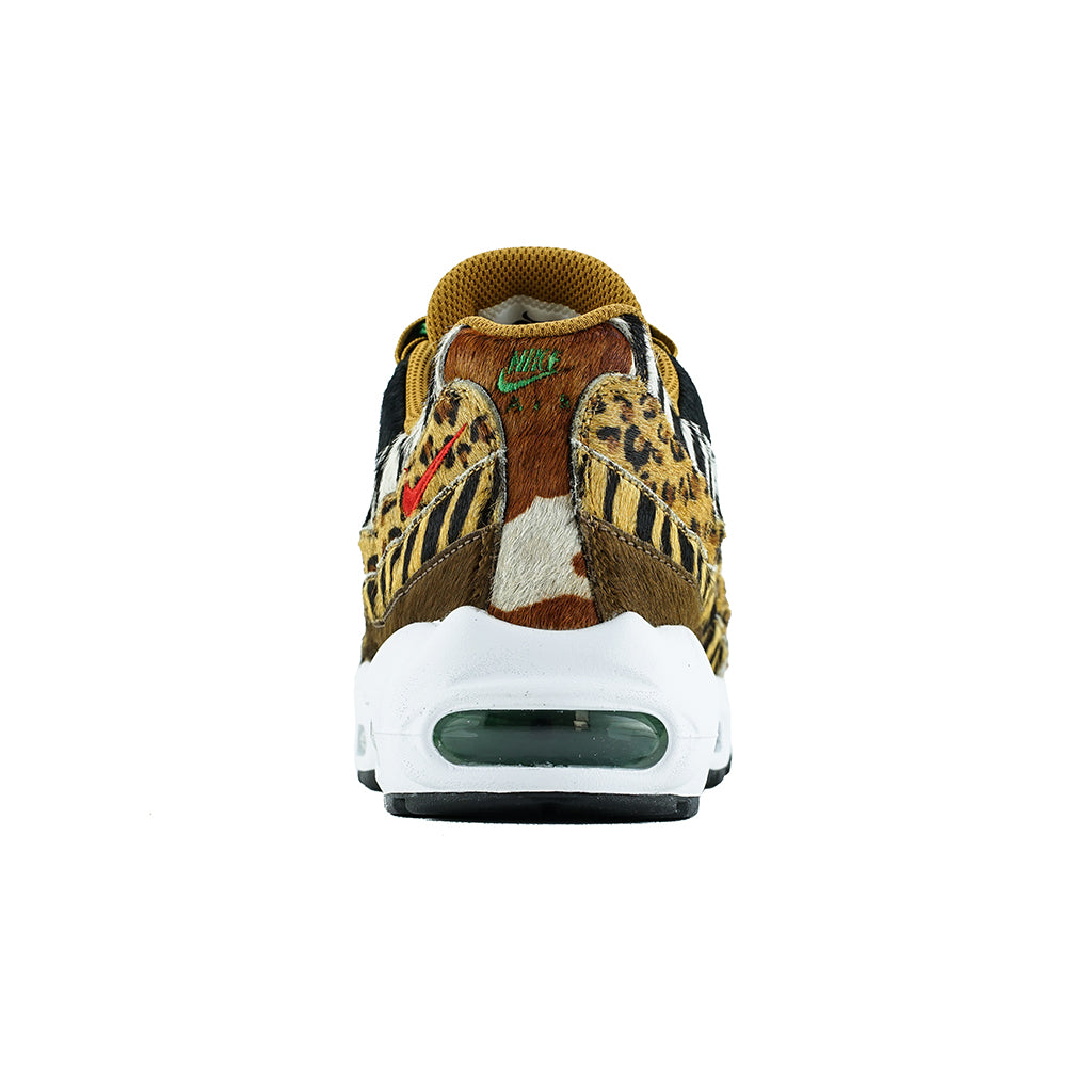 finest selection cd821 cd95e Nike - Air Max 95 DLX 'Atmos Animal Pack 2.0' (Pony/Sport Red-Black)