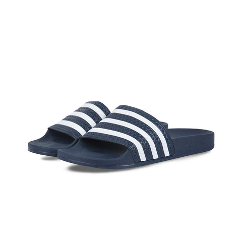 adidas Originals - Adilette (Navy/White)