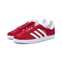 adidas Originals - Gazelle (Scarlet/White/Gold)