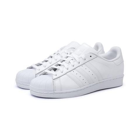 adidas Originals - Superstar Foundation (Triple White)