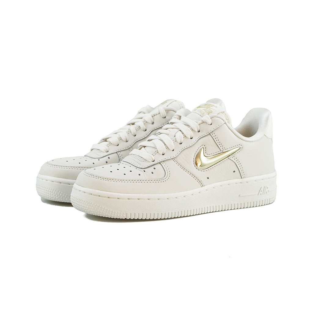 Nike WMNS Air Force 1 '07 PRM LX (PhantomMTLC Gold Star)
