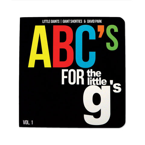 ABC's for the Little g's