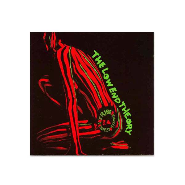A Tribe Called Quest - The Low End Theory (LP)