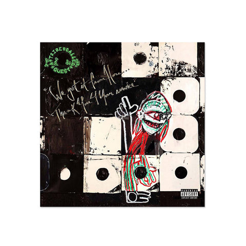 A Tribe Called Quest - We got it from Here... Thank You 4 Your Service (LP)
