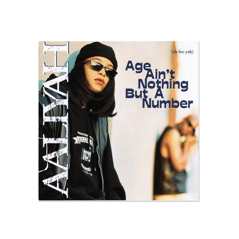 Aaliyah - Age Ain't Nothing But A Number (LP)
