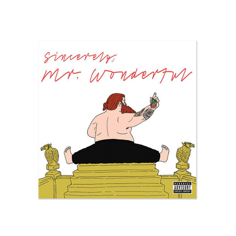 Action Bronson - Mr. Wonderful (LP)
