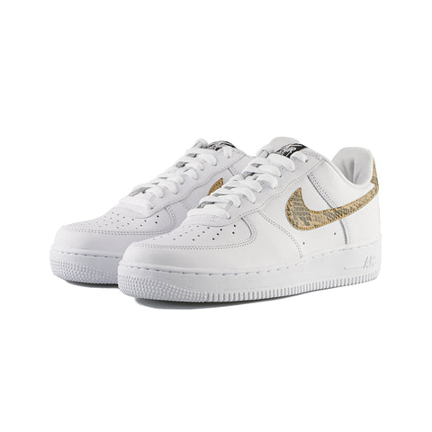 Nike - Air Force 1 Low Retro PRM QS (White/Elemental Gold)