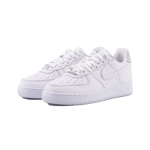 Nike - Air Force 1 '07 Craft (White/White-Summit White)