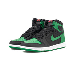 Air Jordan 1 Retro High OG (Black Pine Green-White-Gym Red)