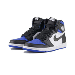 Air Jordan 1 Retro High OG (Black/Black-White-Game Royal)