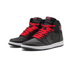 Air Jordan 1 Retro High OG  (Black/Gym Red-Black-White)